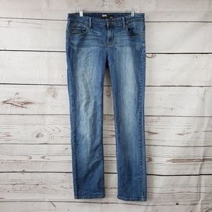 BDG Urban Outfitters light wash skinny jeans